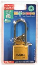 LN4 2 1/2 Long Shackle Padlock